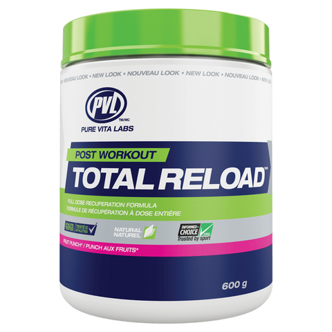 PVL Total Reload Post Workout recovery Amino Acids Supplement Superstore