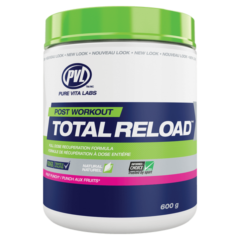 Total Reload post Workout Recovery Amino Acids Supplement Superstore