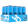 3D Energy Drink Ready To Drink Case of 12 / Berry Blue at Supplement Superstore Canada