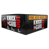 5% Nutrition Knock The Carb Out Bar Protein Bar Box of 10 / Peanut Butter Chocolate Chip at Supplement Superstore Canada