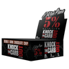 5% Nutrition Knock The Carb Out Bar Protein Bar 1 Bar / Double Dark Chocolate Chip at Supplement Superstore Canada