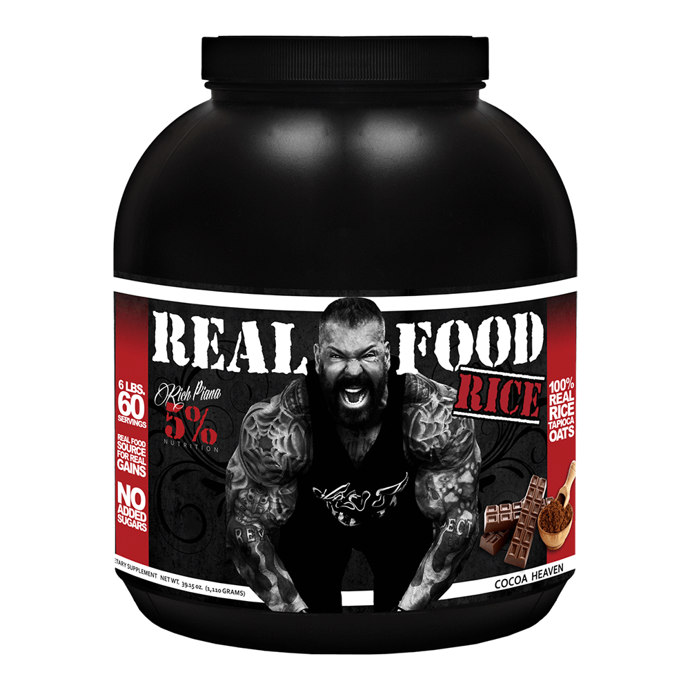 5% Nutrition Real Food Rice