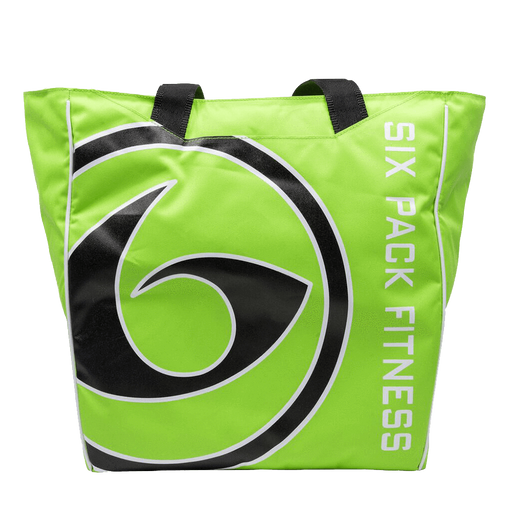 6 Pack Fitness Camille Tote Meal Management 4 Meal / Lime Green at Supplement Superstore Canada