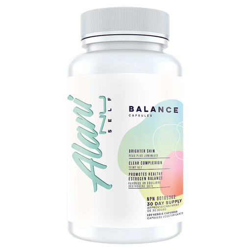 Alani Nu Balance Test Booster 120 Capsules at Supplement Superstore Canada 850645008134