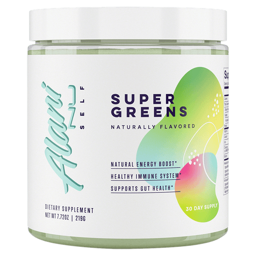 Alani Nu Super Greens Health Supplements 30 Servings / Natural at Supplement Superstore Canada 850645008219