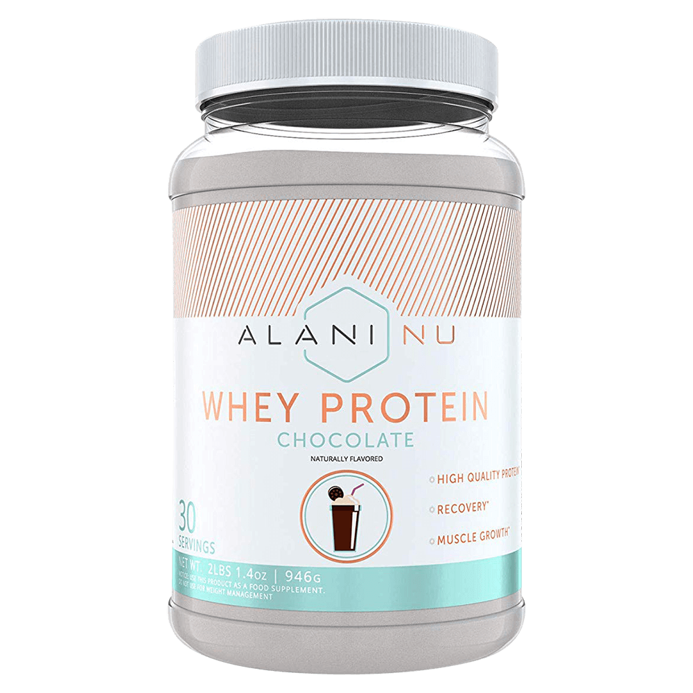 Alani Nu Whey Protein Mixed Source Whey Protein 30 Servings / Chocolate at Supplement Superstore Canada