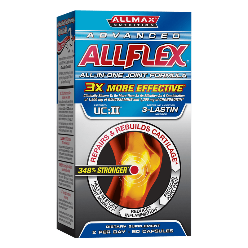 Allmax AllFlex Joint Support 60 Capsules at Supplement Superstore Canada