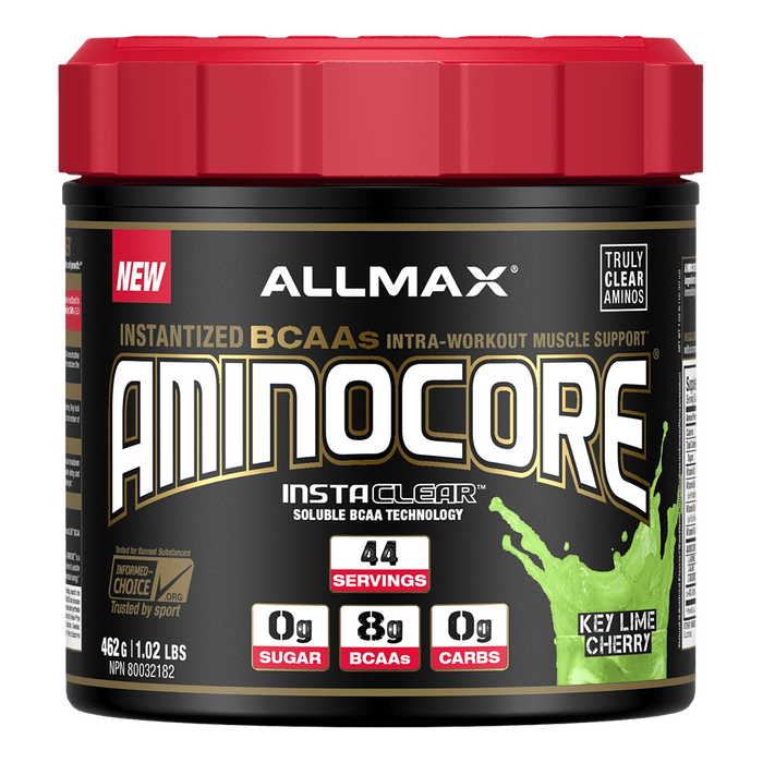 Allmax Aminocore BCAA 44 Servings / Key Lime Cherry at Supplement Superstore Canada
