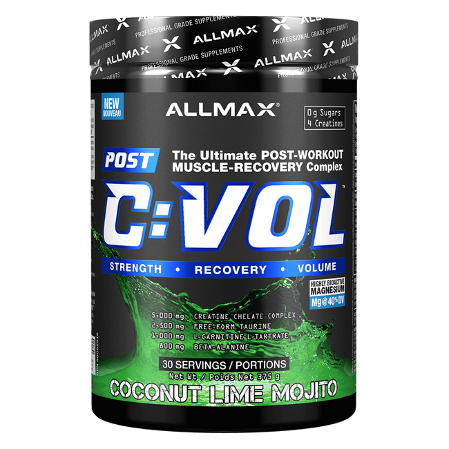 Coconut Lime Mojito Allmax C-Vol Creatine at Supplement Superstore Canada