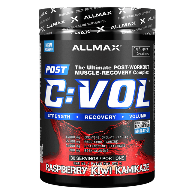 Raspberry Kiwi Kamikaze Allmax C-Vol Creatine at Supplement Superstore Canada