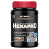Allmax HexaPro Sustained Release Protein 3lb / Bubblegum Ice Cream at Supplement Superstore Canada