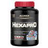 Allmax HexaPro Sustained Release Protein 5.5lb / Bubblegum Ice Cream at Supplement Superstore Canada