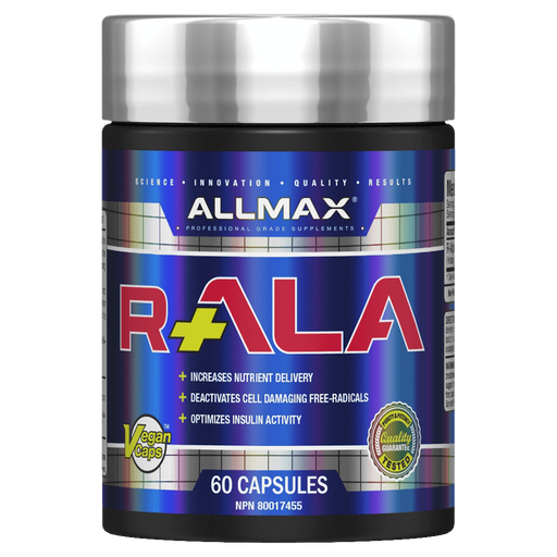 Allmax R+ALA Anti-Oxidant 60 Capsules at Supplement Superstore Canada