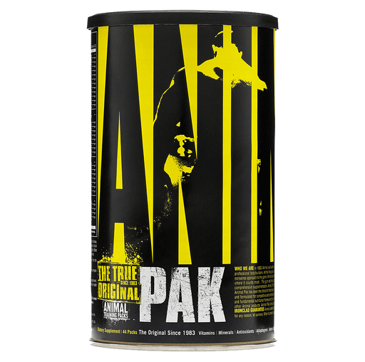 Animal Pak Multi-Vitamin 44 Packs / Pills at Supplement Superstore Canada