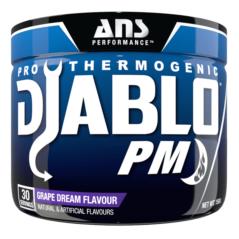 ANS Performance Diablo PM Night Time Weight Loss 30 Servings / Grape Dream at Supplement Superstore Canada