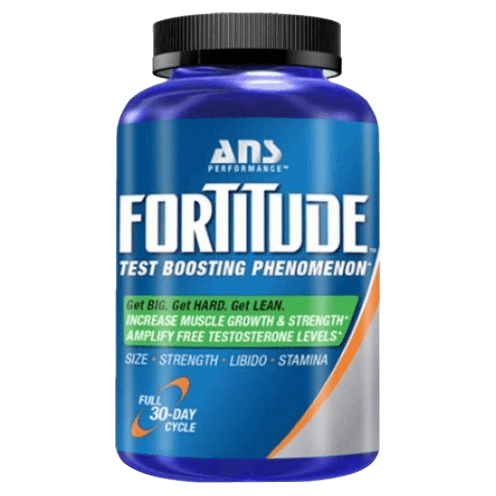 Fortitude by ANS Performance Hormone Support Testosterone Booster at Supplement Superstore Canada