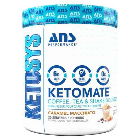 Vanilla Chi ANS Ketosys, Keto Meal replacement