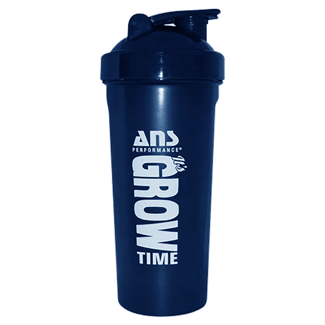 ANS Performance Shaker Shaker 1 Litre / N-Mass / Blue/Blue at Supplement Superstore Canada