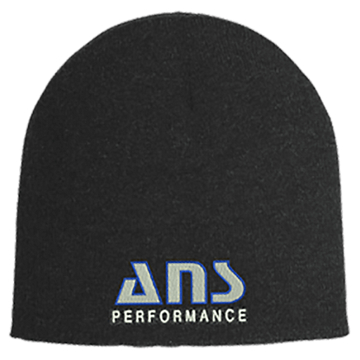 ANS Performance Toque Clothing One Size / Black at Supplement Superstore Canada