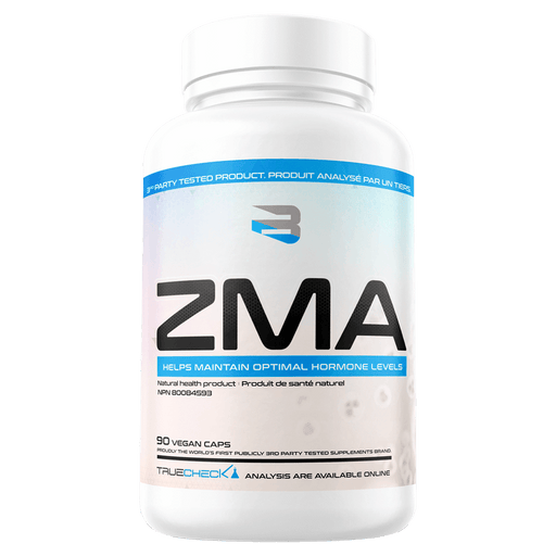 Believe Supplements ZMA Test Booster 90 Capsules at Supplement Superstore Canada 628055911463