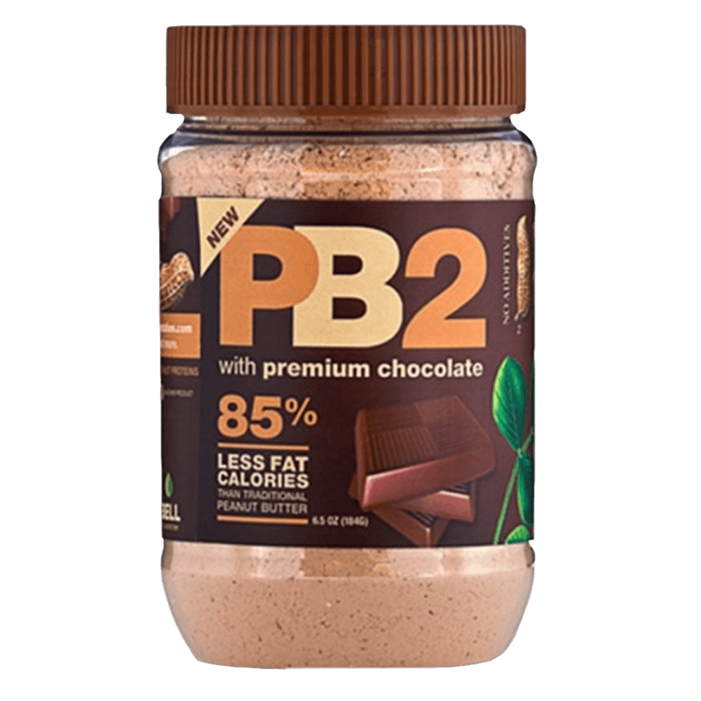 Chocolate PB2 Powdered Peanut Butter by Bell Plantation Functional Food at Supplement Superstore Canada