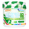 Beyond Yourself Amino IQ BCAA + Energy 40 Servings / Green Gummy Frogs at Supplement Superstore Canada