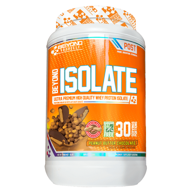 Beyond Yourself Isolate Whey Protein Isolate at Supplement Superstore Canada