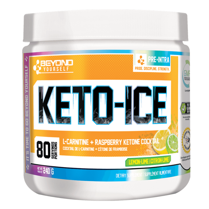 Beyond Yourself Keto Ice Carnitine 80 Servings / Island Punch at Supplement Superstore Canada