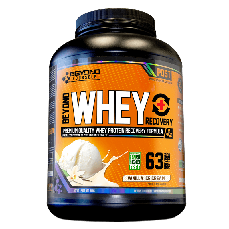 Beyond Yourself Whey Recovery