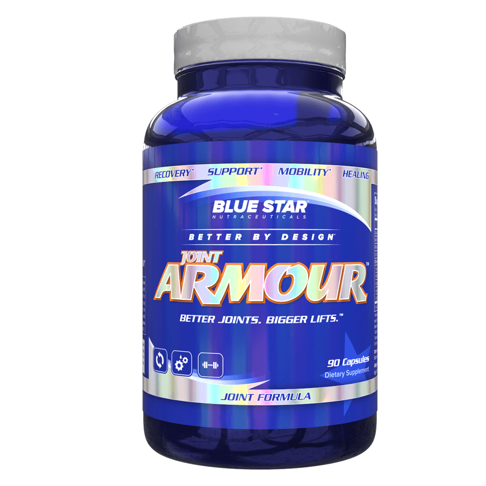 Blue Star Nutraceuticals Joint Armour Joint Support 90 Capsules at Supplement Superstore Canada