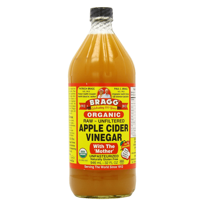 Bragg Live Foods Apple Cider Vinegar Digestion Support 3.79 Litre at Supplement Superstore Canada
