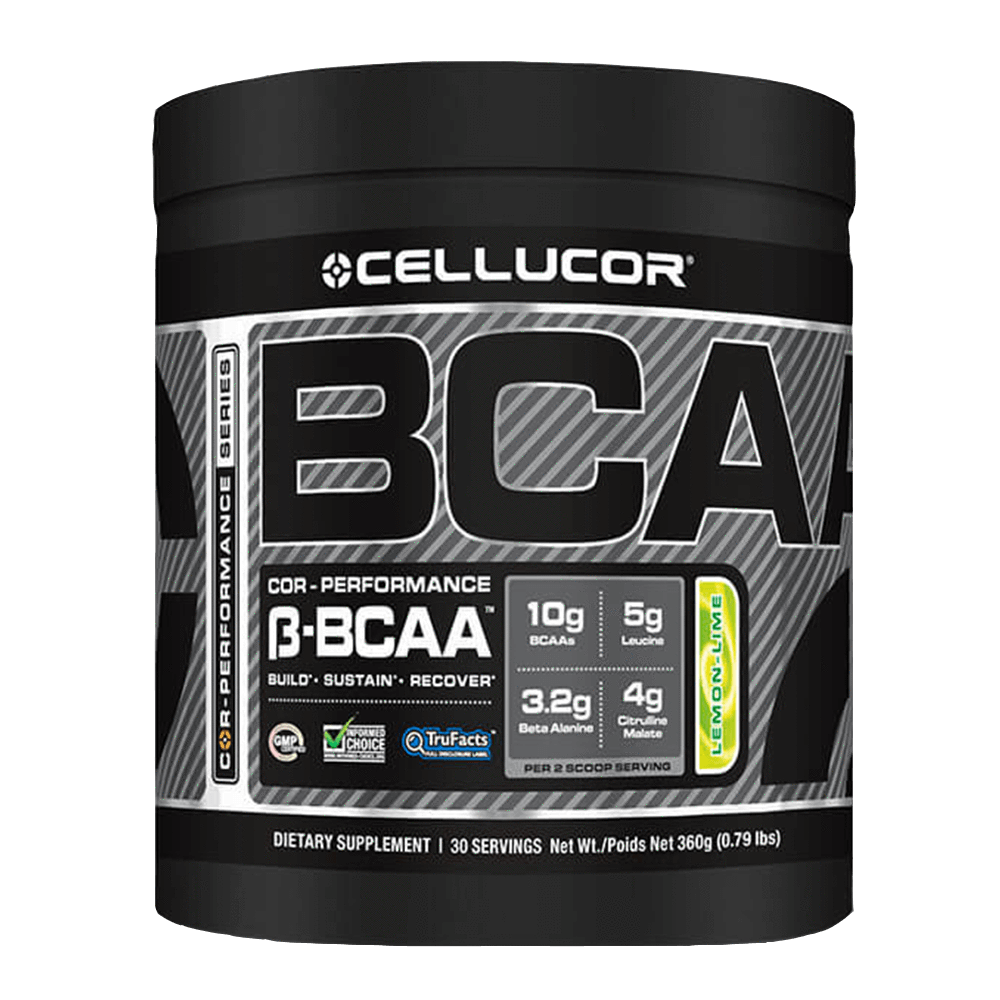 Cellucor Cor-Performance BCAA Intra-Workout 30 Servings / Lemon-Lime at Supplement Superstore Canada
