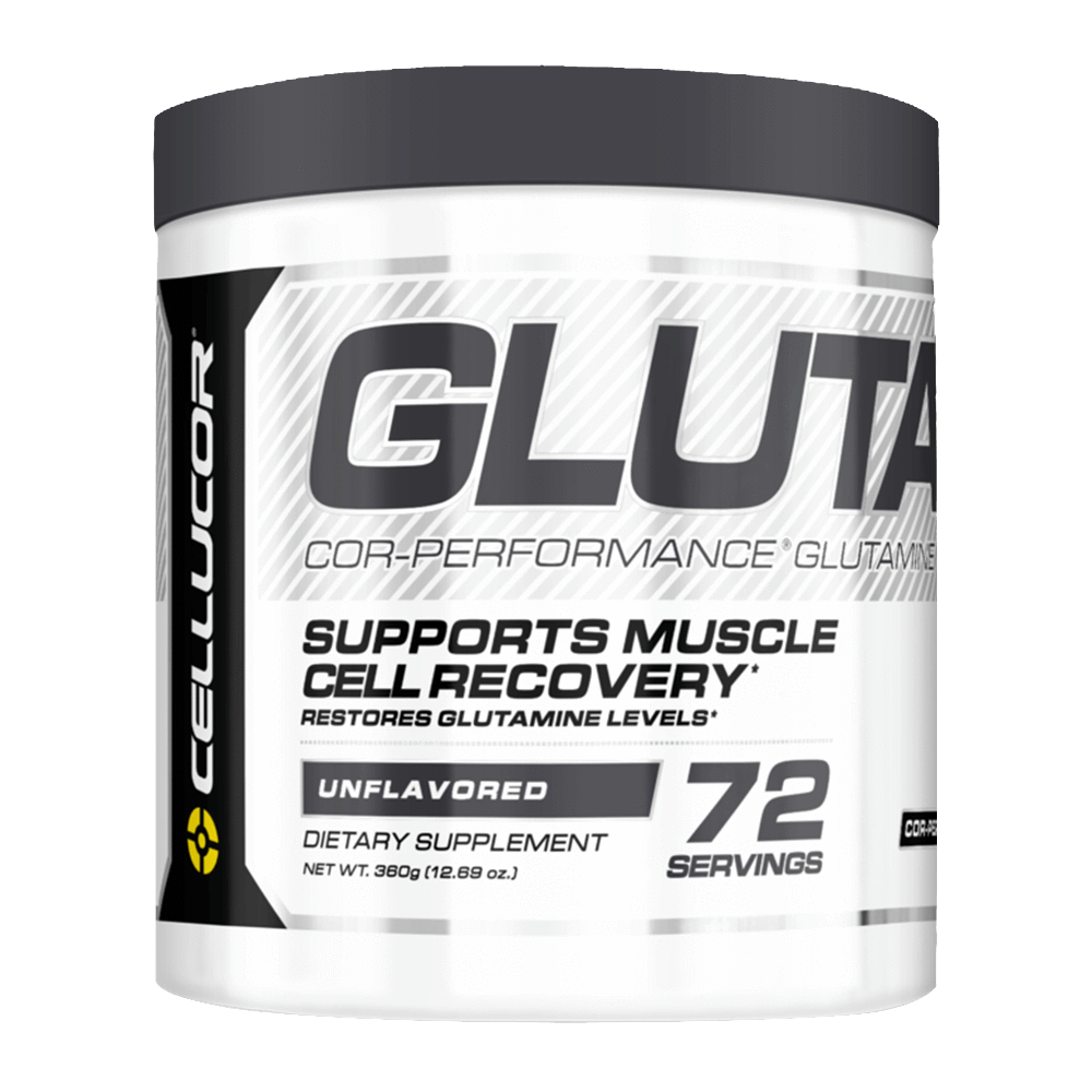 Cellucor Cor-Performance Glutamine Glutamine 72 Servings / Unflavoured at Supplement Superstore Canada