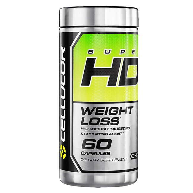 Super HD Capsules by Cellucor Weight Loss Support Fat Burner at Supplement Superstore Canada