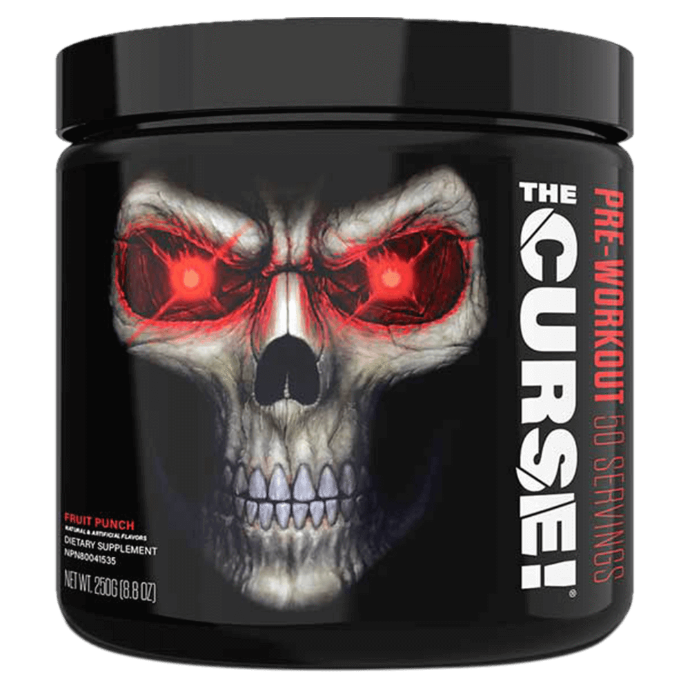 Cobra Labs The Curse Pre Workout at Supplement Superstore Canada
