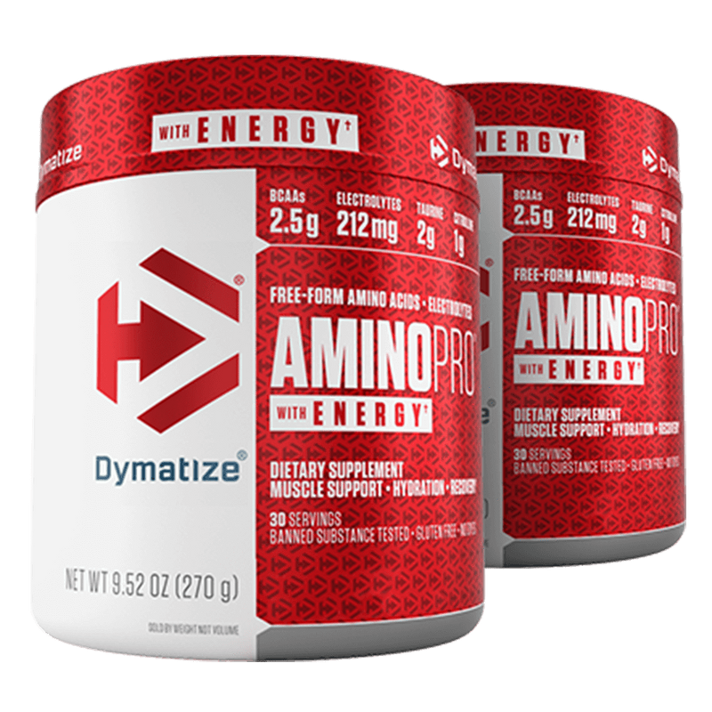 Dymatize AminoPro with Energy BCAA + Energy 30 Servings / Lemon Lime at Supplement Superstore Canada