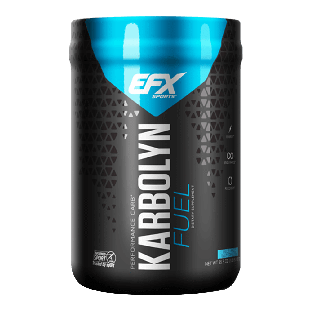 Blue Razz Watermelon Karbolyn by EFX Sports Carbohydrate Recovery at Supplement Superstore Canada