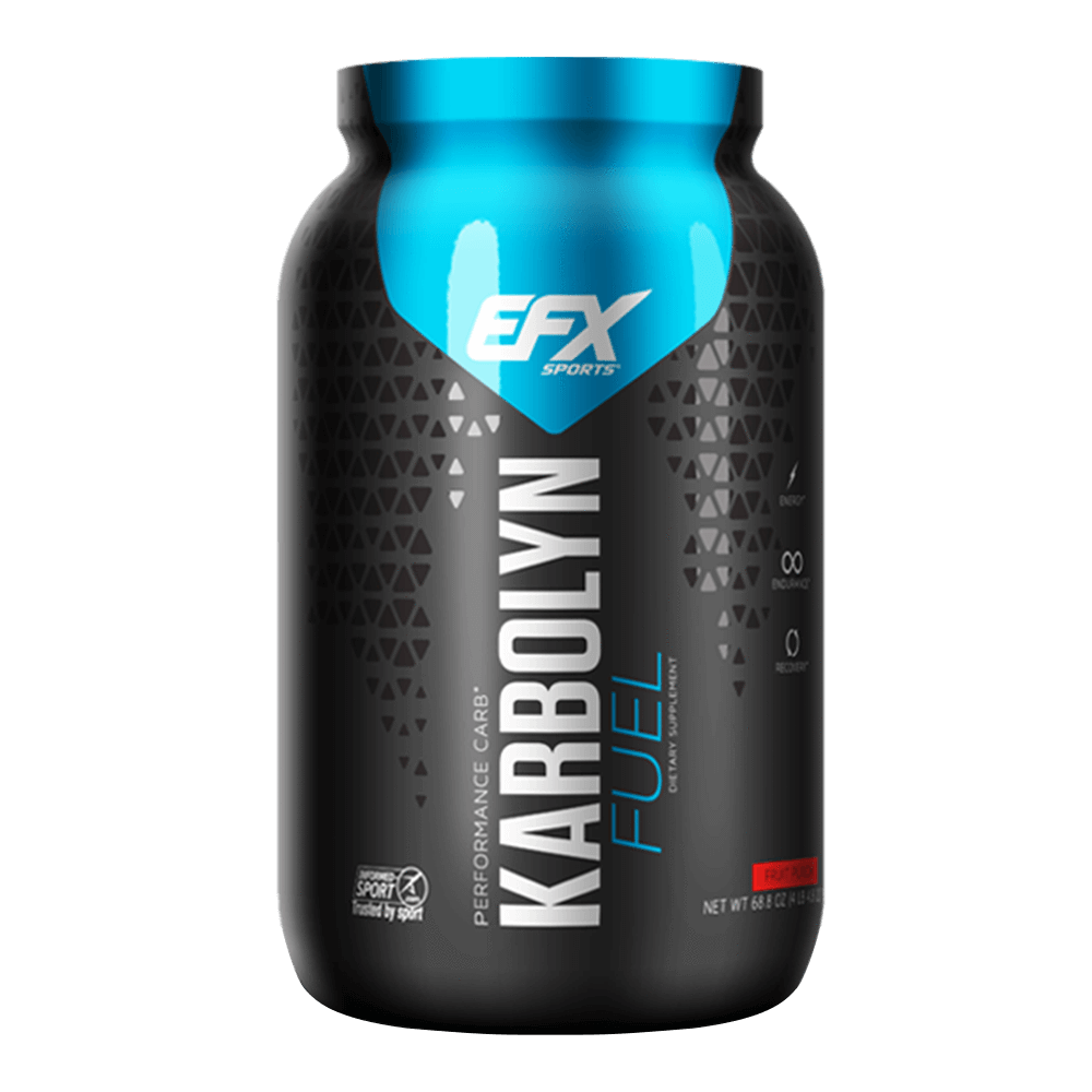 EFX Sports Karbolyn Carbohydrate 4.4lb / Fruit Punch at Supplement Superstore Canada