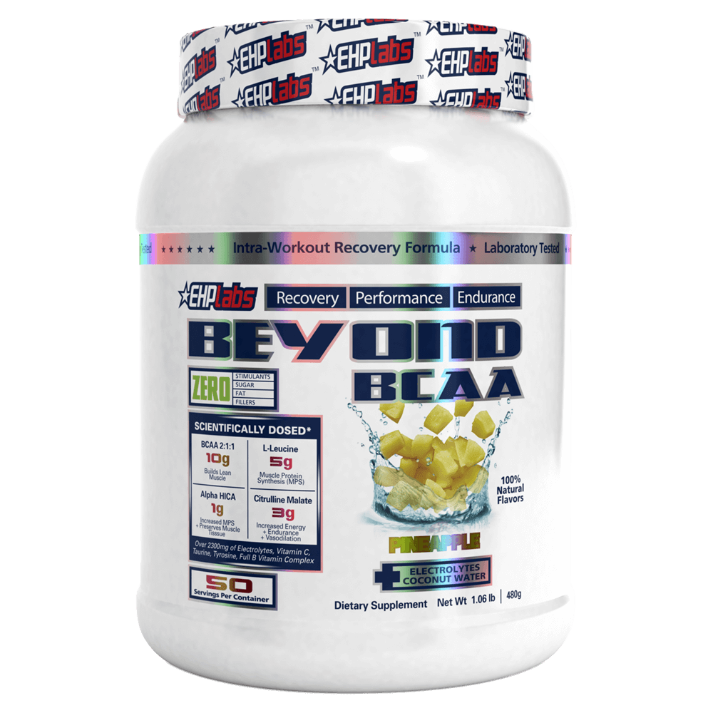 EHP Labs Beyond BCAA Amino Acid Supplements 50 Servings / Pineapple at Supplement Superstore Canada