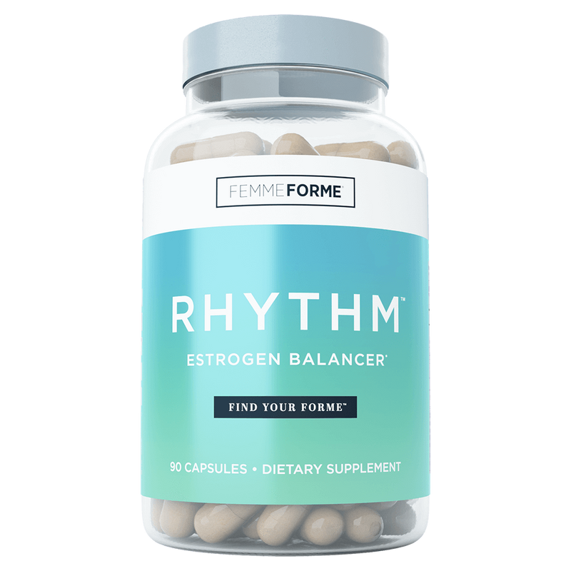 Femme Forme Rhythm Estrogen Support 90 Capsules at Supplement Superstore Canada