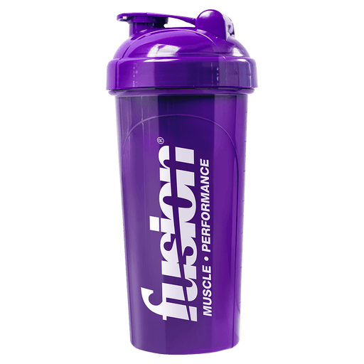 Fusion Fusion Shaker Cup Gym Accessories Purple/Purple / 700ml at Supplement Superstore Canada 646703081603