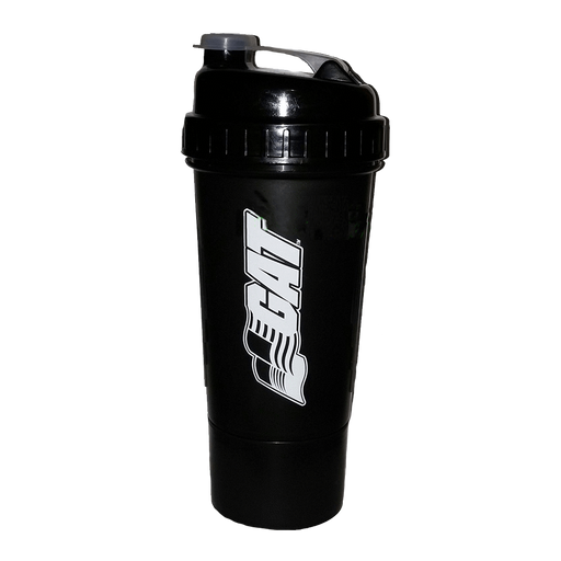 GAT Typhoon V2 Shaker Shaker 700ml / Black/Black at Supplement Superstore Canada