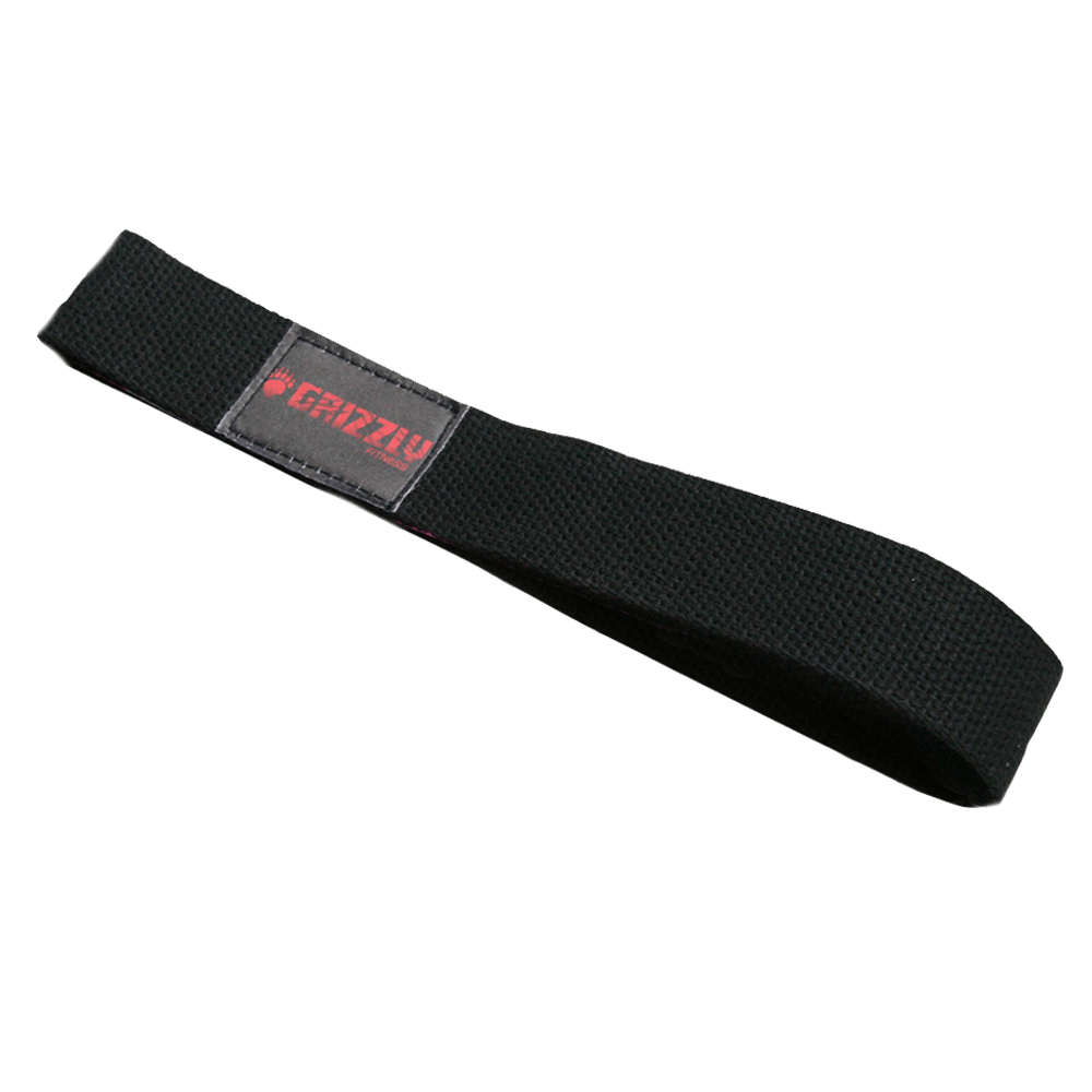 Grizzly Fitness Cotton Lifting Straps
