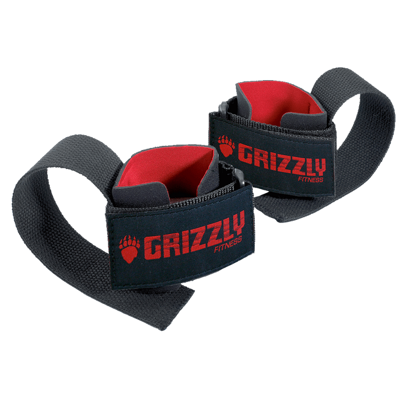 Grizzly Fitness Deluxe Cotton Lifting Straps