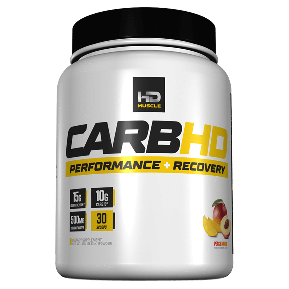 HD Muscle Carb-HD Carbohydrate 30 Servings / Peach Mango at Supplement Superstore Canada