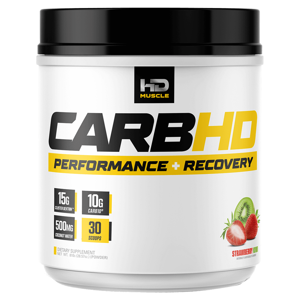 HD Muscle Carb-HD Carbohydrate Powders 30 Servings / Strawberry Kiwi at Supplement Superstore Canada