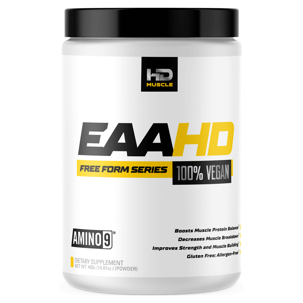 HD Muscle EAA-HD Amino Acid Supplements 80 Servings / Unflavoured at Supplement Superstore Canada