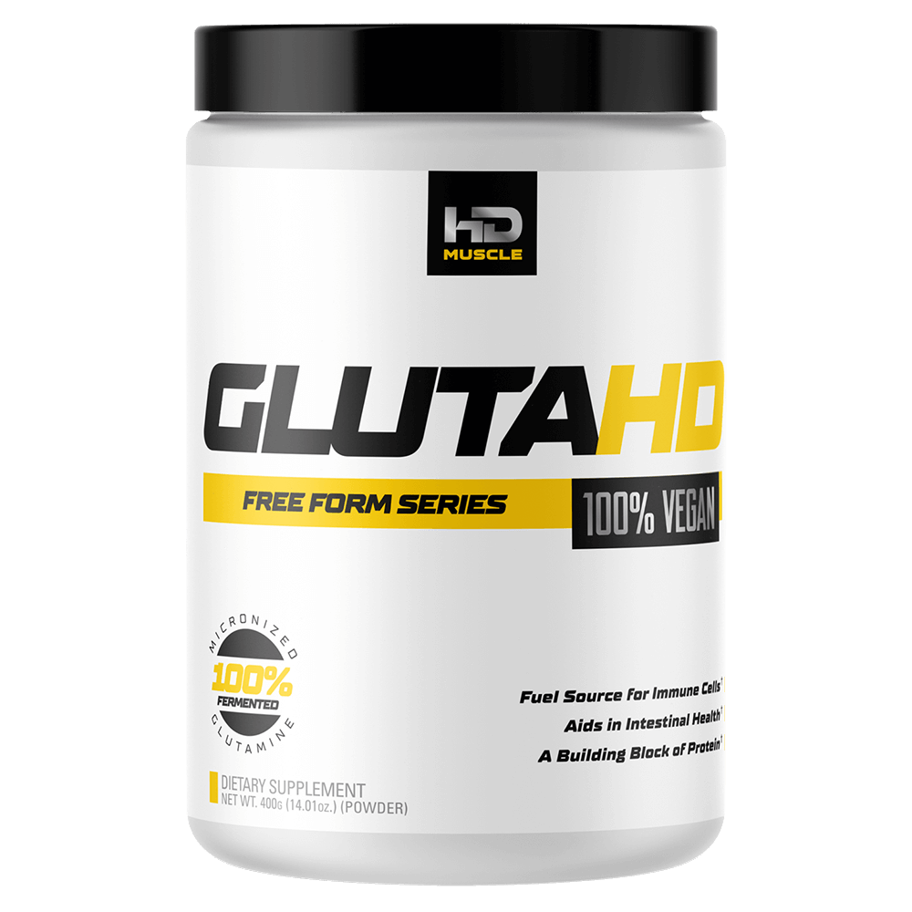 HD Muscle Gluta-HD Glutamine Supplements 400g / Unflavoured at Supplement Superstore Canada