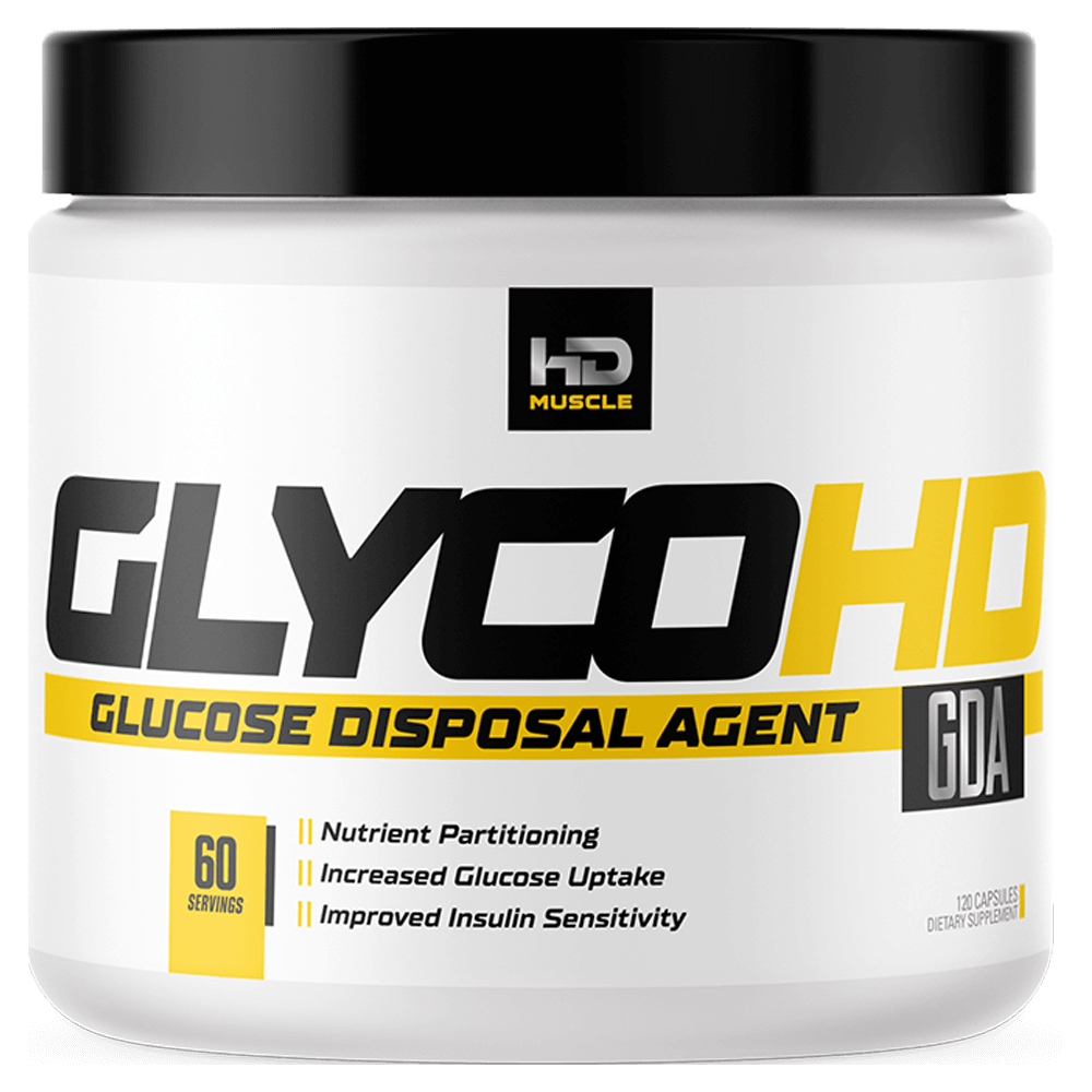 HD Muscle Glyco-HD Health Supplements 60 Capsules at Supplement Superstore Canada