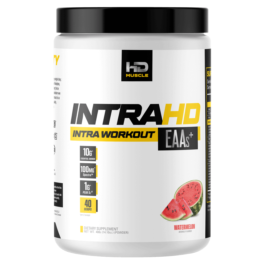 HD Muscle Intra-HD Amino Acid Supplements 40 Servings / Watermelon at Supplement Superstore Canada